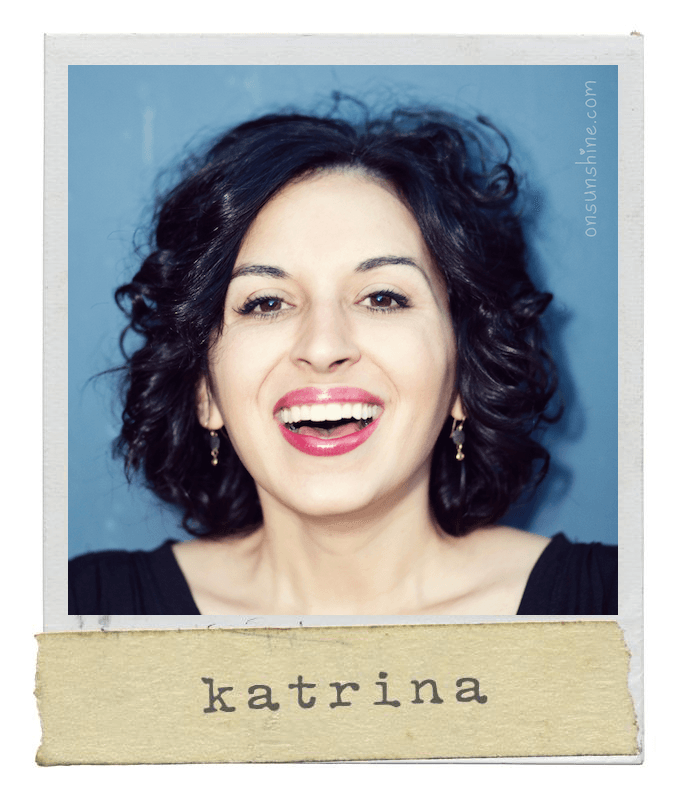 Interview with Katrina Padron