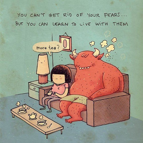 How to beat the fears that hold you back