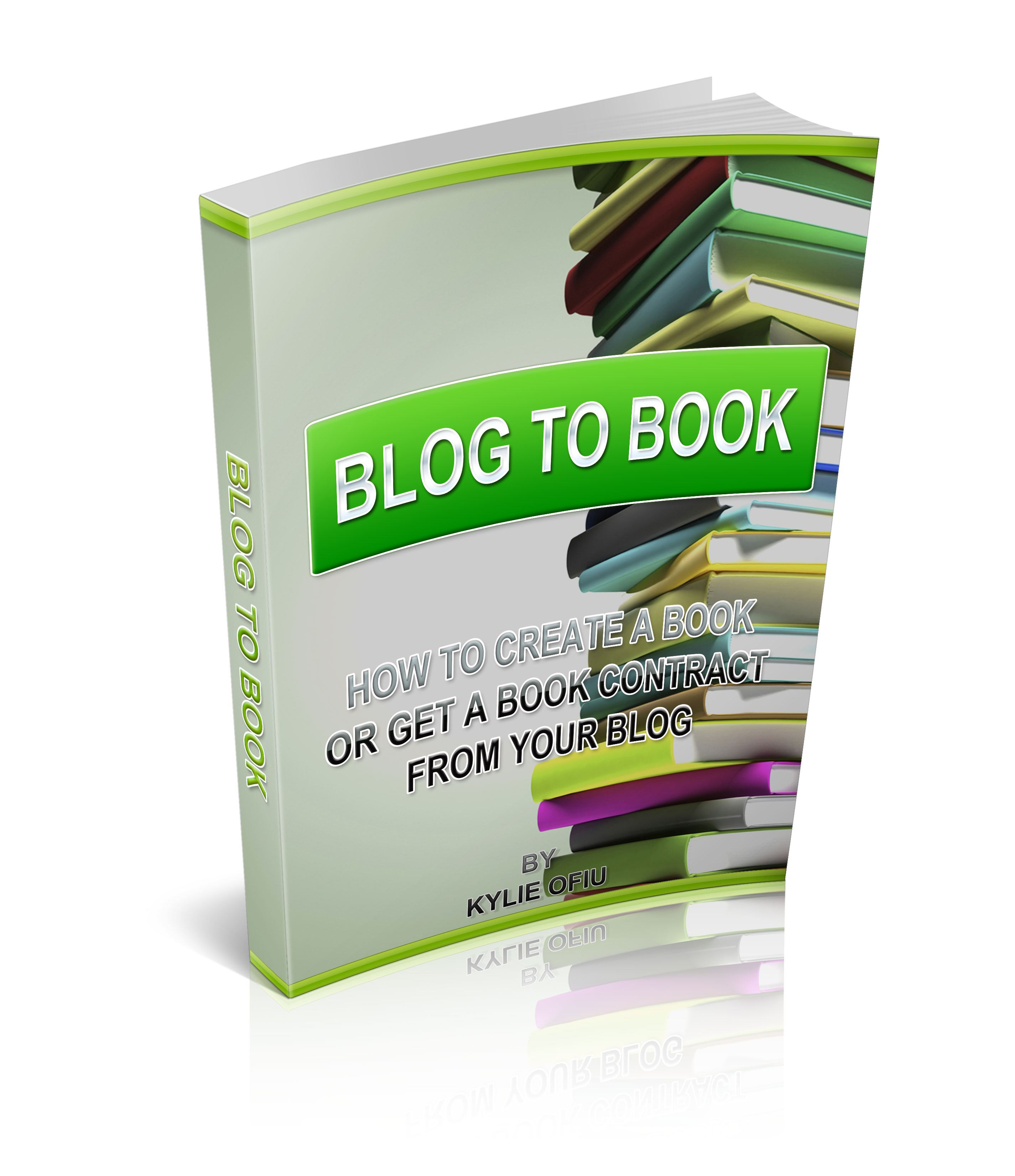 Blog to Book