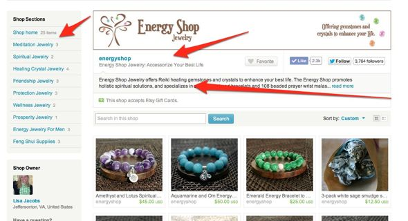 Energy Shop Jewelry Accessorize Your Best Life by energyshop-7