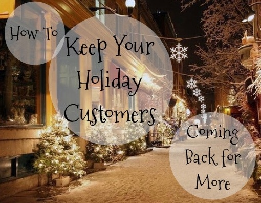 Convert Your Holiday Sales into Repeat Business | Create Hype