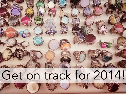 Get on track for 2014 | Create Hype