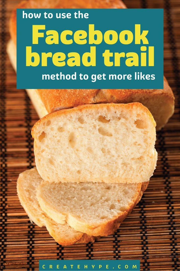 "The Facebook Bread Trail Method takes just 5-10 minutes a day to get more Facebook ""likes"" by surfing and commenting on Facebook using your Page profile."