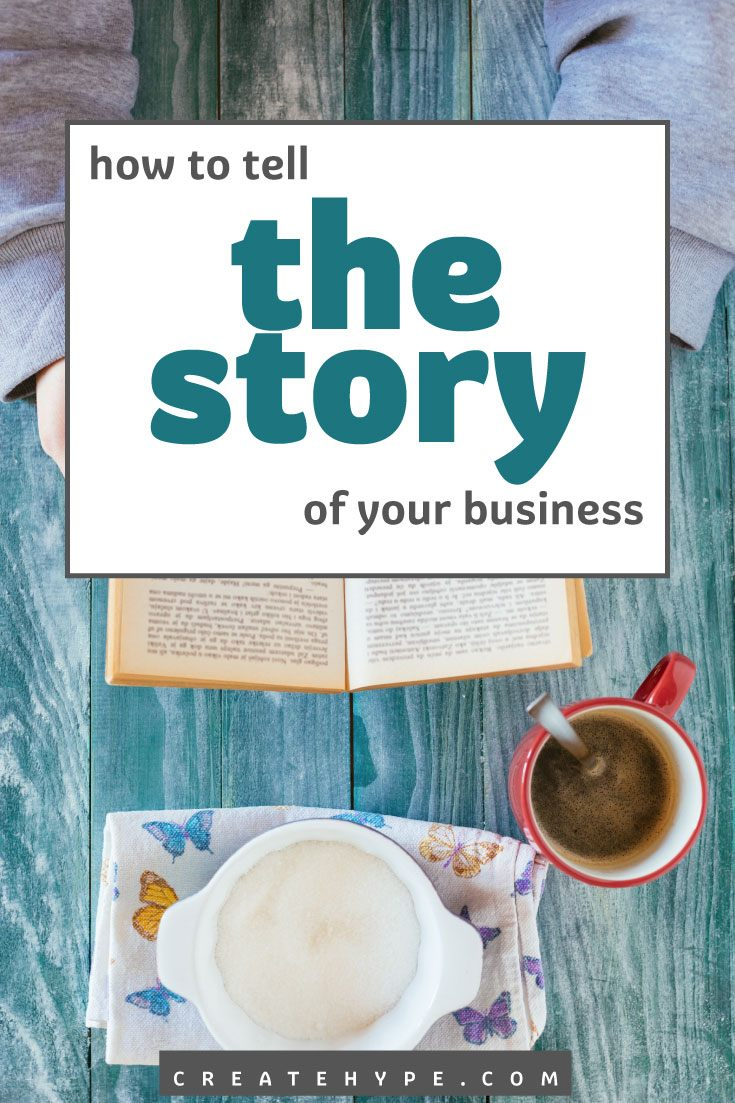 The way you tell the story of your business will change how both you and your customers think about your company. Here's why you need to write your story.
