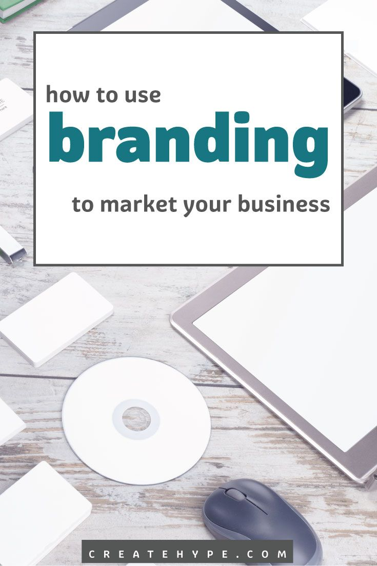 Branding is the key to marketing your small business and can be a constant struggle. Let's learn to use branding to properly market your business.