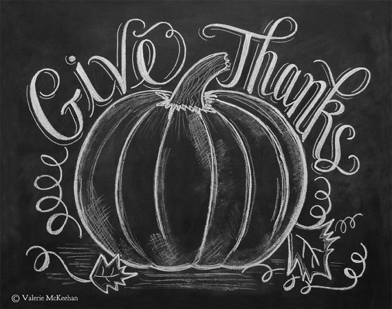 Give Thanks | Create Hype | Image via Lily & Val on Etsy