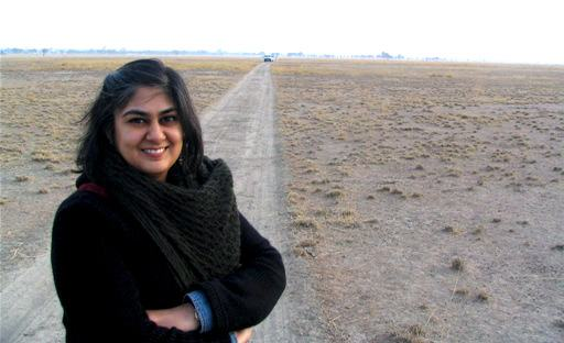 Interview with Sapna Mehra