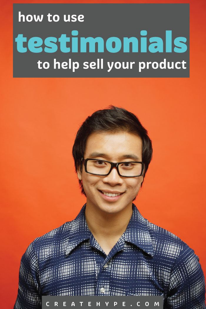 Testimonials tell your potential customers what your regular customers already know: that your product is a winner. Here's how to use testimonials to sell.