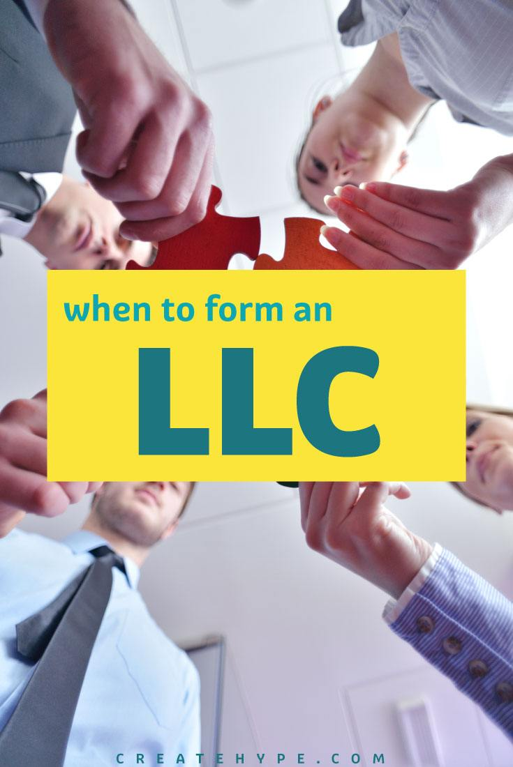 When to Form an LLC