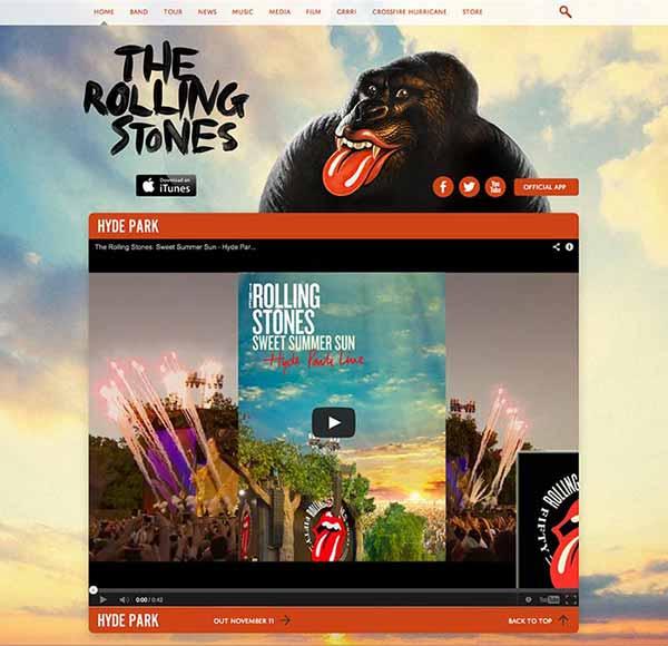 rollingstones.com